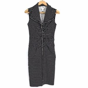 Joseph Ribkoff Polka Dot Dress